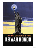U.S. War Bonds for a Better Tomorrow Poster