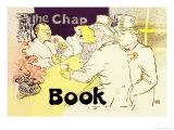 The Chap Book Láminas por Henri de Toulouse-Lautrec