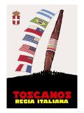Italian Cigar Premium Giclee Print