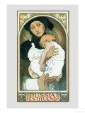 Russia Restituenda Posters by Alphonse Mucha