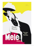 Mele and Co. Poster by Aleardo Terzi