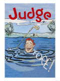 Judge: Fore! Poster
