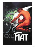 Cicli Fiat Posters