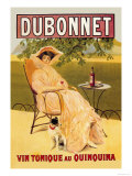Dubonnet Prints by Claire Masson