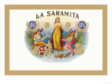 La Saramita Cigars Prints