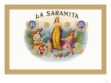 La Saramita Cigars Posters