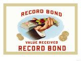 Record Bond Cigars Posters