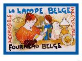 La Lampe Belge Posters