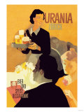 Urania Bier Und Speise Restaurant Prints