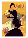 Urania Bier Und Speise Restaurant Posters