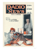 Radio News: Up All Night Prints
