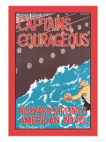 Captains Courageous Premium Giclee Print by Blanche McManus