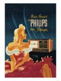 Man Kender En Philips Paa Klangen - Art Print