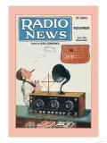 Radio News Poster