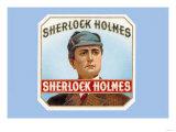 Sherlock Holmes Cigars Posters
