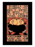 Arabella and Araminta Stories Posters by Ethel Reed