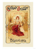 Chocolate Amatller: Barcelona, 1902 Posters