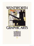 Wentworth Graphics Arts Posters by Vojtech Preissig