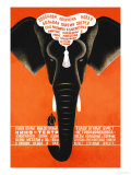 Has Just Arrived, A Large Party of Wild Animals, Leningrad Zoo Posters by Dmitri Bulanov