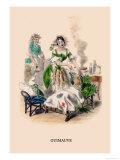 Guimauve Prints by J.J. Grandville