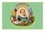Cervantes Cigars Prints