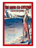 The Grand Old Gentleman Posters