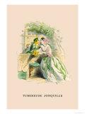 Tubereuse Jonquille Prints by J.J. Grandville