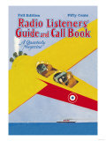 Radio Listeners' Guide and Call Book: Radio by Air Posters