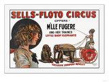 Sells-Floto Circus Print