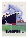 Regional Federation of the Transport Industry Prints