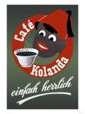 Cafe Kolanda Print