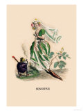 Sensitive Prints by J.J. Grandville