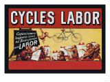 Cycles Labor, Art Class Poster