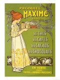 Produits Maxime Poster