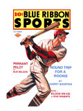 Blue Ribbon Sports: Round Trip for a Rookie Print