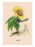 Soleil Prints by J.J. Grandville