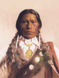 Chief James Garfield Velarde Photo by Carl And Grace Moon