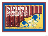 Simply Chocolate Posters
