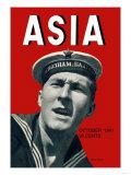 Soviet Sailor Posters