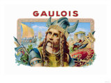Gaulois Cigars Prints