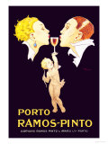 Porto Ramos-Pinto Prints by Ren&#233; Vincent