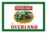 Overland Cigars Posters