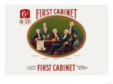 First Cabinet Poster