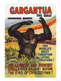 Gargartua the Great Poster