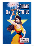 Bougie de l&#39;Etoile Poster