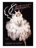 Mistinguett: Casino de Paris Prints by Charles Gesmar