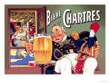 Biere de Chartres Posters af Eugene Oge