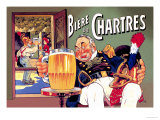 Biere de Chartres Posters by Eugene Oge