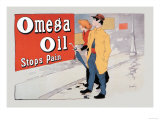 Omega Prints by Georges Fay