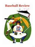 Baseball Review Prints